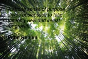 quote to illustrate business recovery